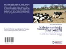 Borítókép a  Safety Assessment on the Traditional Local Fermented Skimme Milk nono - hoz