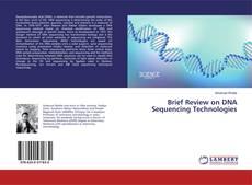 Portada del libro de Brief Review on DNA Sequencing Technologies