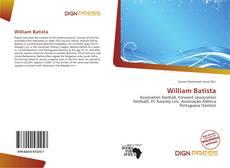 Bookcover of William Batista