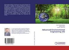 Обложка Advanced Environmental Engineering (III)