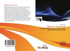 Bookcover of Malvern Town F.C.