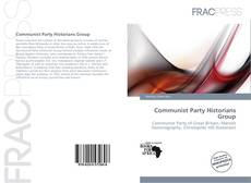 Bookcover of Communist Party Historians Group