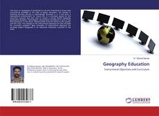 Bookcover of Geography Education