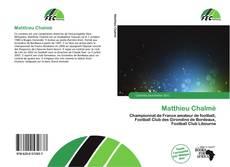 Matthieu Chalmé的封面