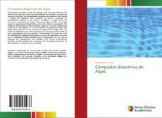 Capa do livro de Compostos Bioactivos de Algas