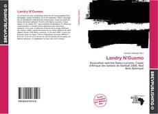 Buchcover von Landry N'Guemo