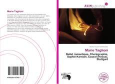 Buchcover von Marie Taglioni