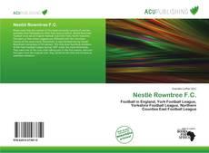 Copertina di Nestlé Rowntree F.C.