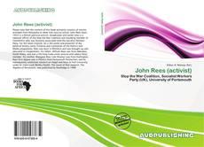 Capa do livro de John Rees (activist)
