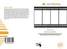 Simone Lahbib kitap kapağı