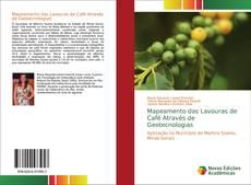 Mapeamento das Lavouras de Café Através de Geotecnologias kitap kapağı