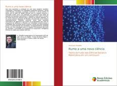 Buchcover von Rumo a uma nova ciência