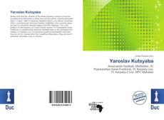 Copertina di Yaroslav Kutsyaba