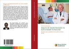Portada del libro de Seguro de Saúde Baseado na Comunidade no Burundi