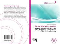Bookcover of Richard Seymour (writer)