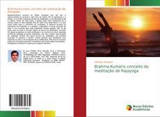 Обложка Brahma Kumaris conceito de meditação de Rajayoga