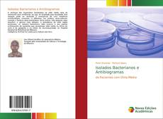 Capa do livro de Isolados Bacterianos e Antibiogramas