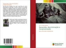Bookcover of Genocídio, discriminação e marginalização