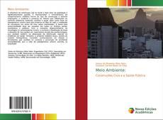 Bookcover of Meio Ambiente: