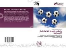 Couverture de Solidarité Scolaire (Baie Mahault)