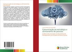 Capa do livro de Comunicação da estratégia e alinhamento de pessoas