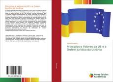 Capa do livro de Princípios e Valores da UE e a Ordem Jurídica da Ucrânia