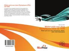 Bookcover of Water-polo aux Jeux Olympiques d'Été de 1936