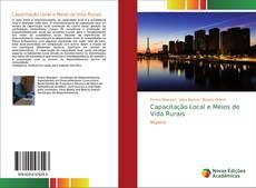 Capa do livro de Capacitação Local e Meios de Vida Rurais