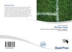 Couverture de Nicolas Viola