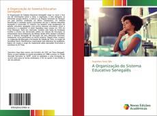 Portada del libro de A Organização do Sistema Educativo Senegalês