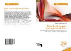 Обложка New Technology Management Inc.