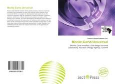 Couverture de Monte Carlo Universal