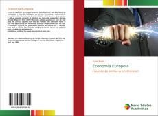 Capa do livro de Economia Europeia