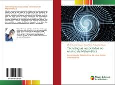 Capa do livro de Tecnologias associadas ao ensino de Matemática