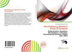 Borítókép a  Revolutionary Workers' Party (Trotskyist) - hoz
