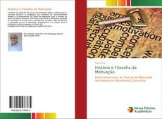 História e Filosofia da Motivação kitap kapağı