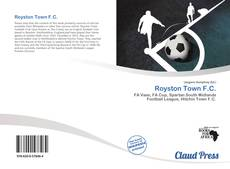Bookcover of Royston Town F.C.
