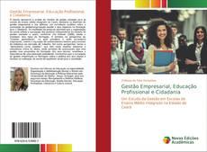 Capa do livro de Gestão Empresarial, Educação Profissional e Cidadania