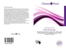 Bookcover of Left Fraction