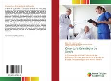 Capa do livro de Cobertura Estratégia de Saúde