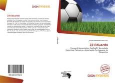 Capa do livro de Zé Eduardo