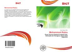 Bookcover of Mohammed Rabiu