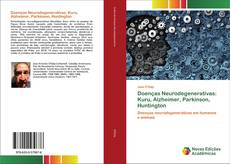 Buchcover von Doenças Neurodegenerativas: Kuru, Alzheimer, Parkinson, Huntington