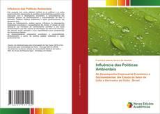 Bookcover of Influência das Políticas Ambientais