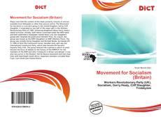 Borítókép a  Movement for Socialism (Britain) - hoz