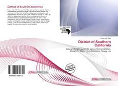 Couverture de District of Southern California