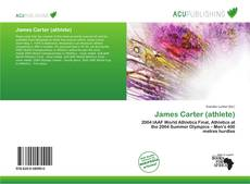 Portada del libro de James Carter (athlete)