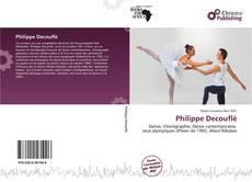 Обложка Philippe Decouflé