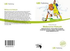 Bookcover of Melbourne Hakoah
