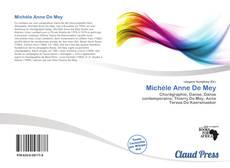 Buchcover von Michèle Anne De Mey